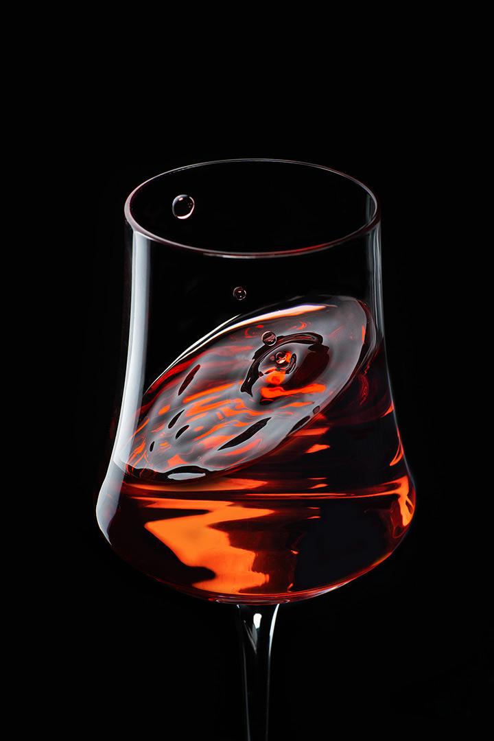 капля, вино, бокал, фудсъемка