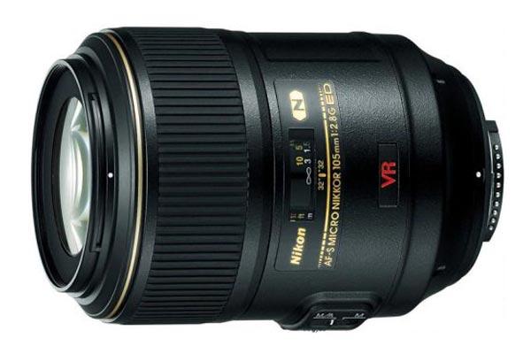 Nikon AF-S VR Micro-NIKKOR 105mm F2.8G IF-ED Macro