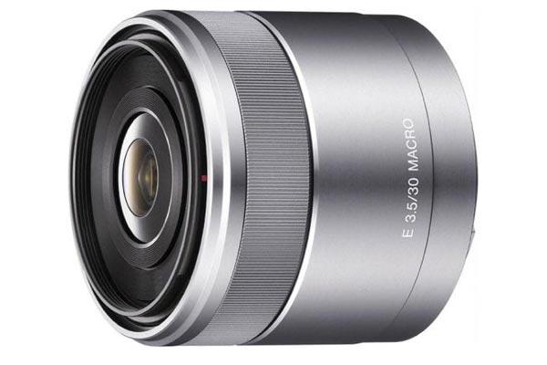 Sony 30mm F3.5 Macr