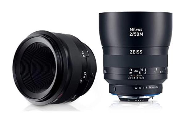 Zeiss Milvus 50mm F2M ZF.2